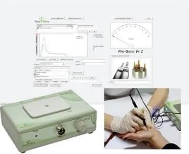 Bioressonancia, Vegatest